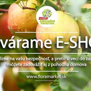 Myslíme na vašu bezpečnosť a preto sme si pre vás dovolili spustiť E-SHOP kde práve teraz nájdete sezónne ovocné stromky🍏, kvety 🌸a mnoho iného. Aj napriek nepriaznivej dobe si teraz budete môcť dovoliť stihnúť výsadbu sezónneho ovocia, bezpečne a z pohodlia domova!!  Link v BIO  Budeme tiež radi za každé zdieľanie, veľmi nám to pomôže a mi vám budeme vďaka tomu môcť ponúknuť širší sortiment, a zkvalitniť naše služby!!  #staysafe #stayhome #staysafestayhome #garden #eshop #fruits